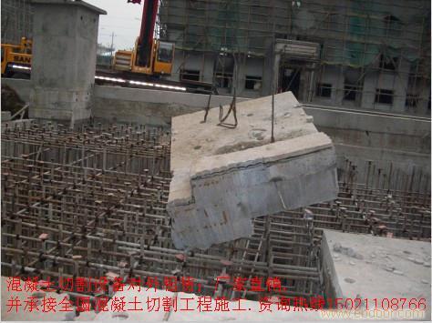 预制混凝土构件吊装/混凝土构件吊装工程图片