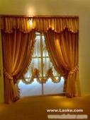 南京电动窗帘1