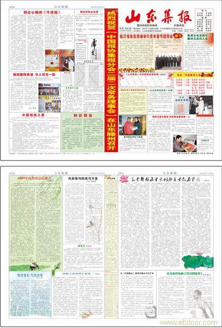 公司采用国内专业的报纸排版软件,设计制作出版.