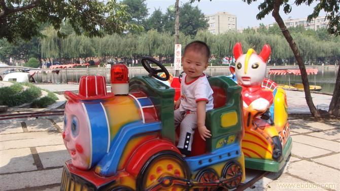 4座儿童小火车