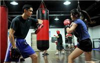 南京拳击训练馆