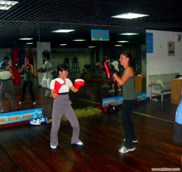 南京拳击比赛