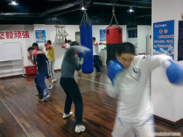 南京专业拳击培训