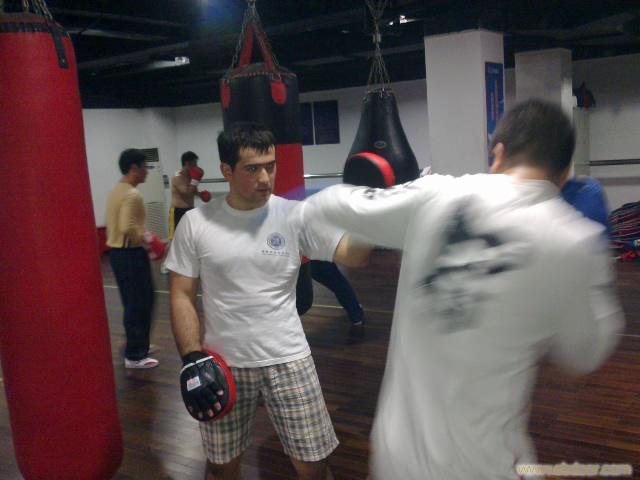 南京哪里练拳击