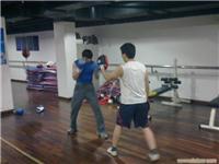 南京练拳击训练馆