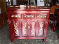 上海红木家具翻新/工艺品油漆厂家