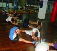 南京拳击力量训练