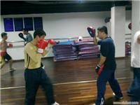 南京拳击步法训练