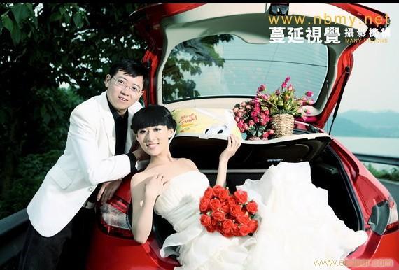 宁波婚纱摄影/宁波个性写真/宁波婚纱摄影工作室
