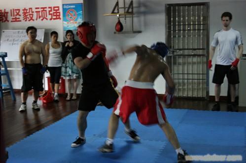 南京拳击馆地址