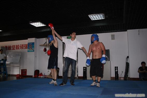 南京 哪有拳击馆