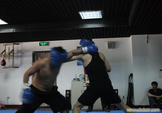 拳击训练 南京