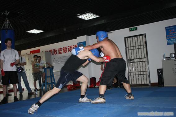 拳击训练南京