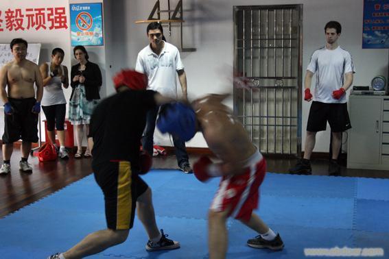 南京拳击培训电话