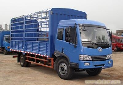 上海解放6.2米赛龙仓栅式运输车销售-68066339