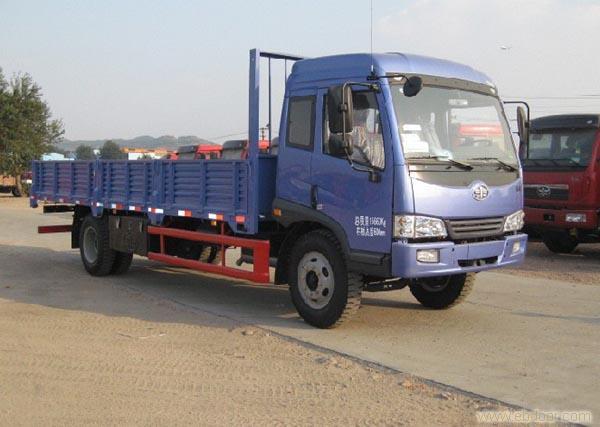 上海解放6.75米赛龙拦板车销售-68066339