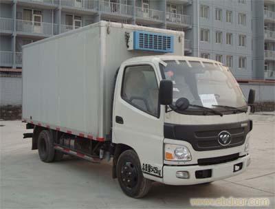 上海欧马可2T冷藏车销售68066339