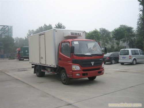 上海欧马可2.9T冷藏车销售68066339