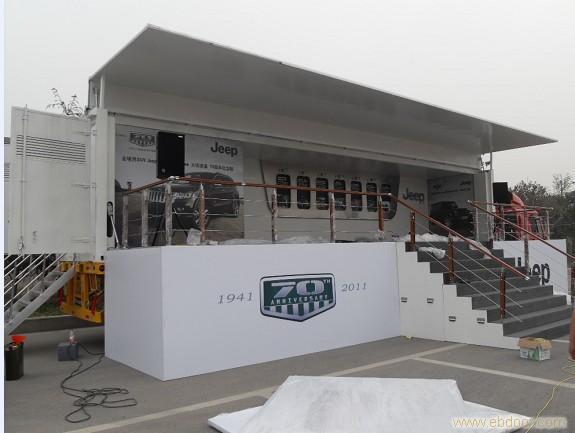舞台车/上海紫运舞台车销售