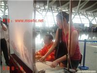 上海浦东国际机场展示艺术表演15000096912