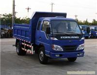 福田牌BJ3043D8PBA-2型自卸汽车