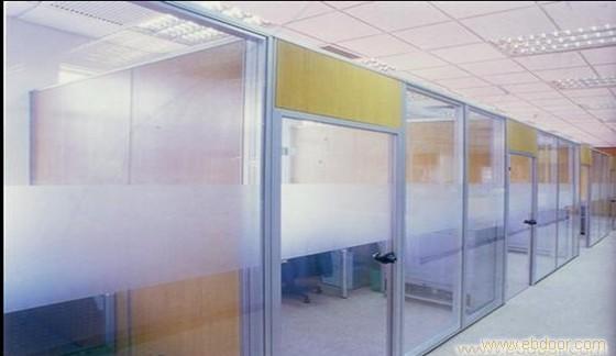 办公室玻璃隔断_移动隔断厂家