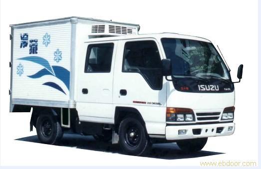 上海五十铃冷藏车销售\冷藏车报价