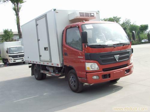 福田牌BJ5069XLC-FA冷藏车专卖/福田欧马可冷藏车销售
