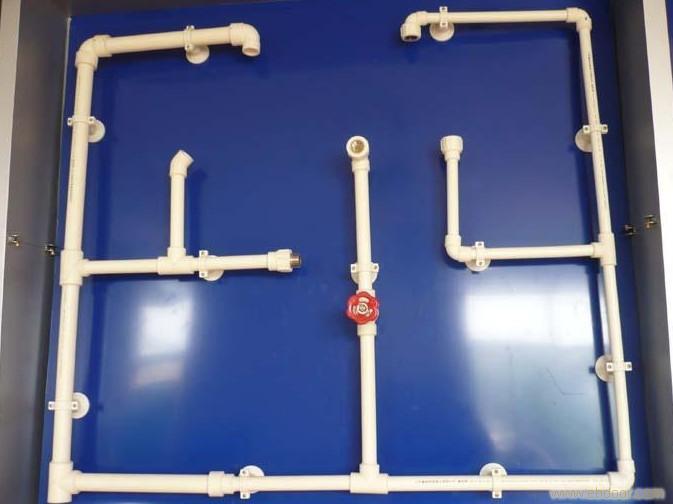 幼儿园pvc管建构图片
