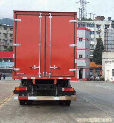 东风卡车报价/上海东风货车专营/东风牌DFL5311XXYAX3厢式运输车专卖