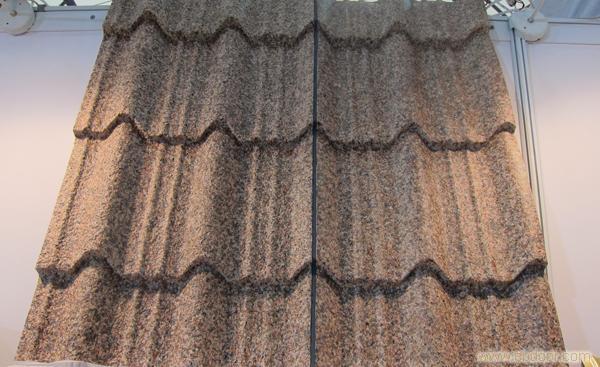 彩钢瓦YX30-194-970(大理石色)_上海彩钢瓦_岩棉夹芯板