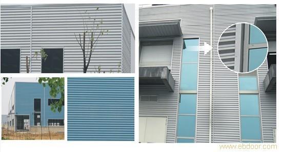 彩钢瓦-750型号_上海彩钢瓦_彩钢瓦