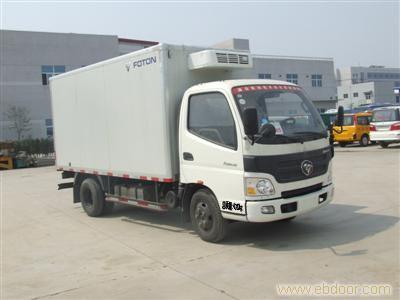 冷藏车价格_上海福田冷藏车价格