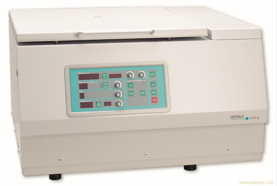 进口大容量冷冻型离心机-Z 513K 进口离心机