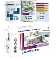 上海大宝漆价格|超白PU消光白色面漆CRL-5061A