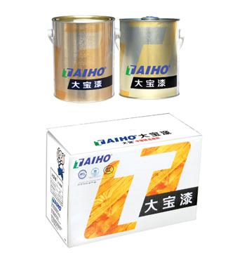 上海大宝漆经销商|钻石全亮透明面漆(地板用)CRL-6193A