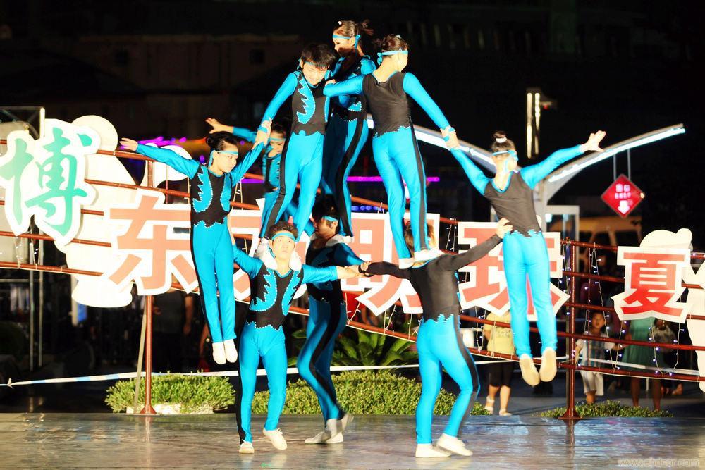 杂技表演,上海杂技表演