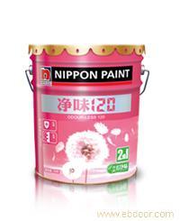 上海油漆涂料批发--立邦净味5L/15L/120二合一内墙乳胶漆