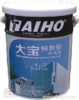 上海大宝漆批发代理--大宝漆恒泰丽5L外墙乳胶漆