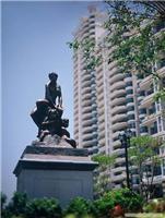 珠江御景湾雕塑