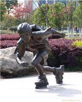 上海人物动作雕塑