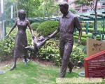 校园雕塑专家