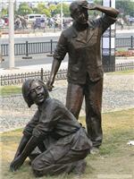 铸铜雕塑专家