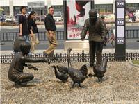景观铸铜雕塑