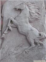 校园石头雕刻