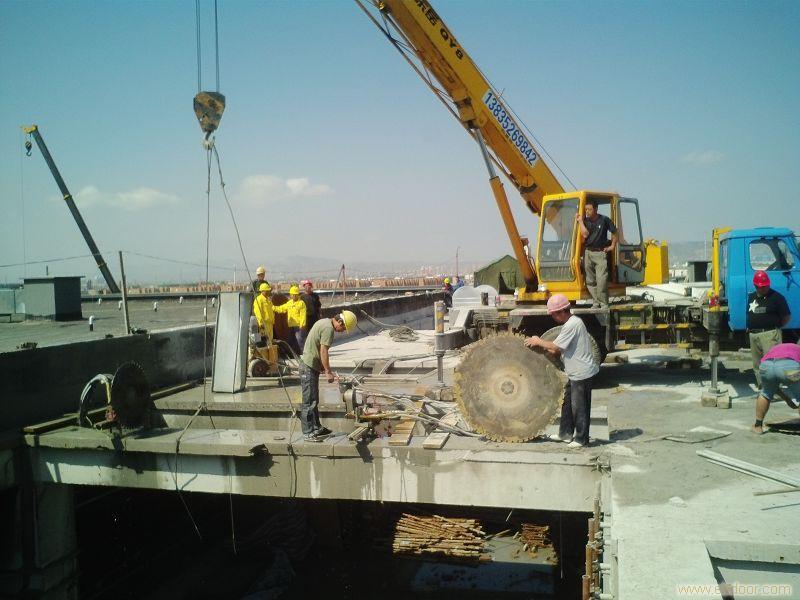 混凝土切割 全国联网 混凝土拆除