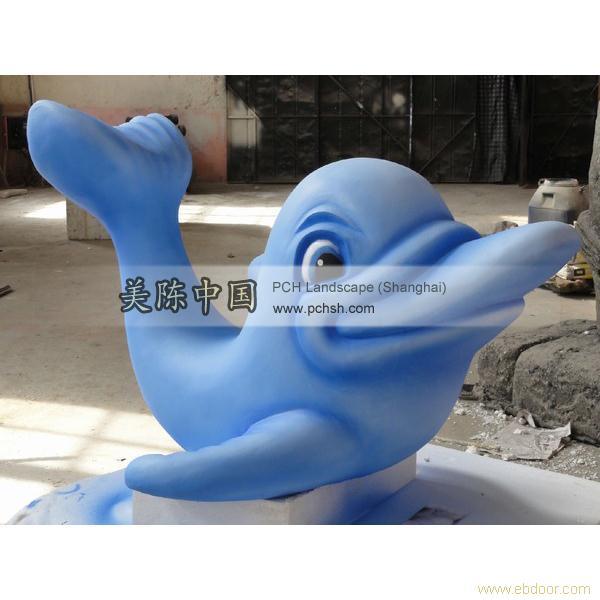 上海品创泡沫雕塑动物