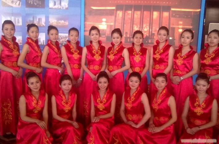 给上海专业提供礼仪模特小姐公司上海传单派发公司欲