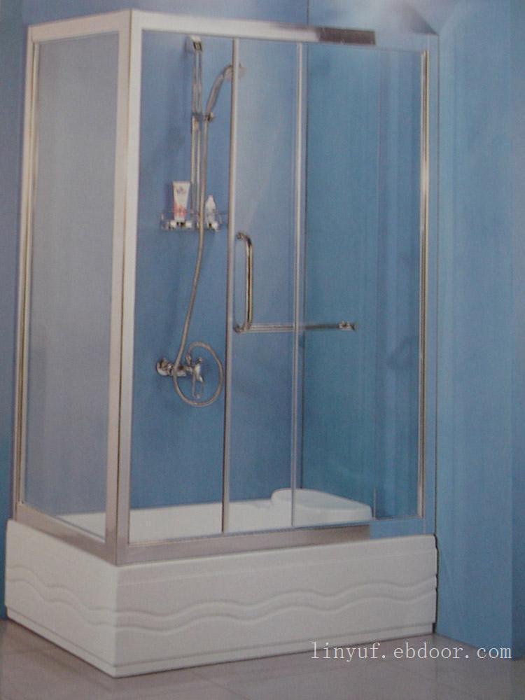 专业上海整体品牌淋浴房 高清图片