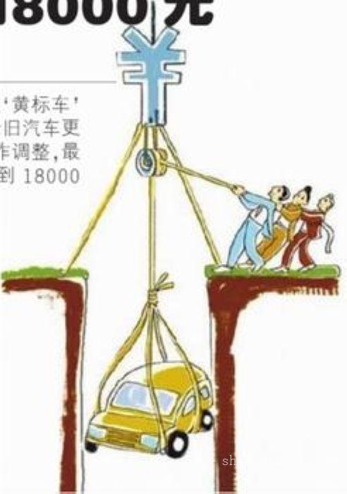 上海黄标车报废补贴/上海汽车回收公司/上海二手报废车回收